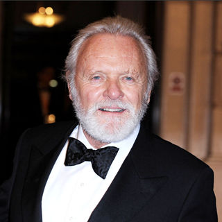 Anthony Hopkins in The Orange (BAFTA) British Academy Film Awards - Arrivals