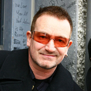 Bono in U2 Are Back to The Grindstone Working on Their Next Album