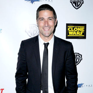 Matthew Fox in ShoWest 2008 - Warner Bros Pictures Presents 'The Big Picture '08' - Arrivals