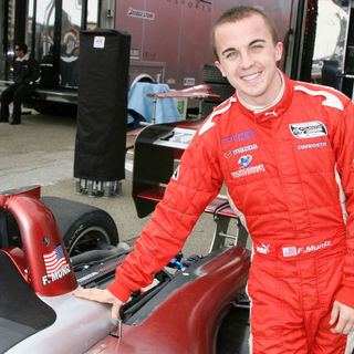 Frankie Muniz in 32nd Anniversary Toyota Grand Prix Pro Celeb Press Day 2008