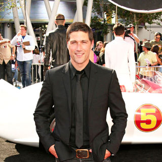 Matthew Fox in 'Speed Racer' Premiere - Arrival