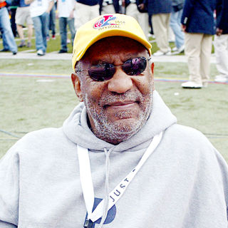 Bill Cosby in The 114th Running of The Penn Relays