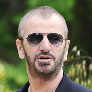 Ringo Starr in Ringo Starr at Chelsea Flower Show