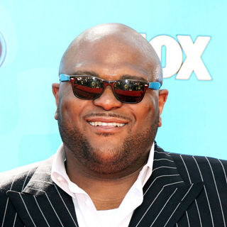 Ruben Studdard in The 'American Idol 2008' Finale