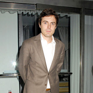 Casey Affleck in 'The Return Of The Salon' Hosted by Esquire Magazine