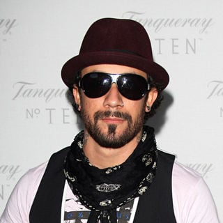 A.J. McLean, Backstreet Boys in Tanqueray No.TEN Perfect Cocktail Party