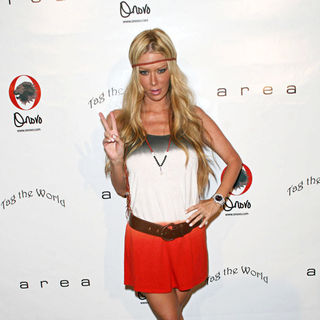 Jenna Jameson in Pre-Emmy Nominee Party hosted by Darin Brooks in support of Tag The World