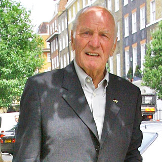 Henry Cooper in Henry Cooper Out and About Walking Though Central London