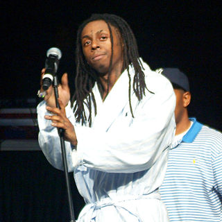 Lil Wayne - Lil Wayne Performing at The 2008 South Florida Summer Fest
