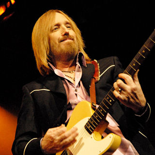 Tom Petty in Performing Live at The United Center