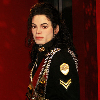 Michael Jackson in Pre-Opening of Madame Tussauds