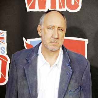 Pete Townshend in 2008 VH1 Rock Honors honoring The Who at UCLA's Pauley Pavilion