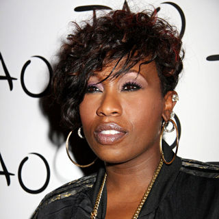 Missy Elliott in Missy Elliott Celebrates Her Birthday