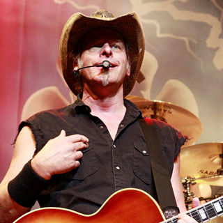 Ted Nugent in Ted Nugent Performing Live at The Indigo