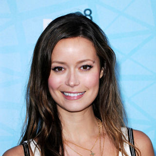 Summer Glau in Fox Summer press tour 2008