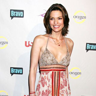 Alana De La Garza in NBC Universal 2008 Press Tour All-Star Party - wenn1986994
