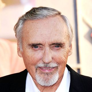 Dennis Hopper in World Premiere of 'Swing Vote' - Arrivals