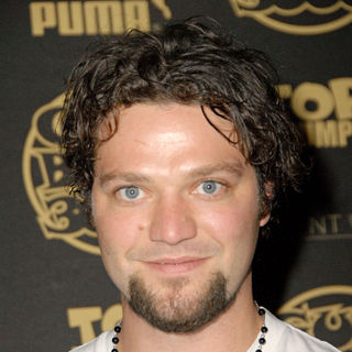 Bam Margera in The Second Stage of The Gumball 3000 Rally