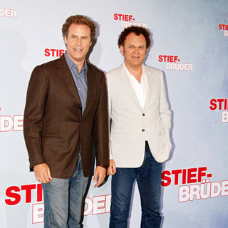 "Will Ferrell, John C. Reilly in Photocall for The Movie ""Step Brothers"" (Die Stiefbrder)"