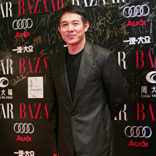 "Jet Li in The ""Bazaar Charity Star Night"""