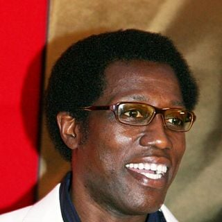 Wesley Snipes in Spike Lee Joint Premiere of Miracle at St. Anna - Arrivals