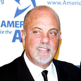 Billy Joel in The National Art Awards - Arrivals