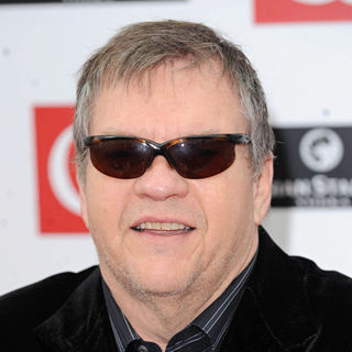 Meat Loaf in The 2008 Q Awards - Arrivals