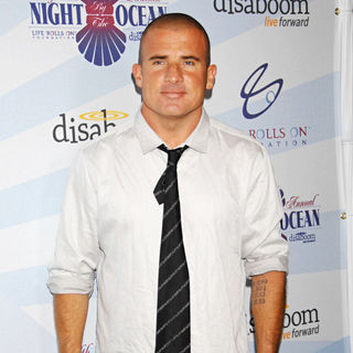 Dominic Purcell in Life Rolls On Foundation's 'Night By The Ocean' - Arrivals