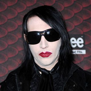 "Marilyn Manson in Spike TV's ""Scream 2008"" Awards"