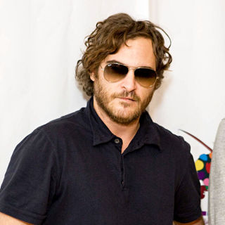 Joaquin Phoenix in Benefit for the Painted Turtle