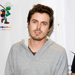 Casey Affleck in Benefit for The Painted Turtle