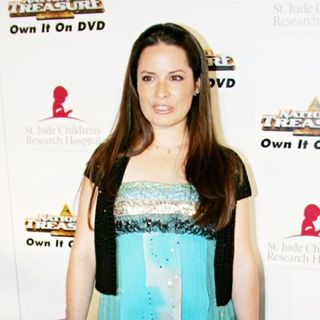 Holly Marie Combs in The 3rd annual RUNAWAY FOR LIFE Benefiting St. Jude Children's Research Hospital