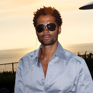 Eric Benet in Babakul Host A Party