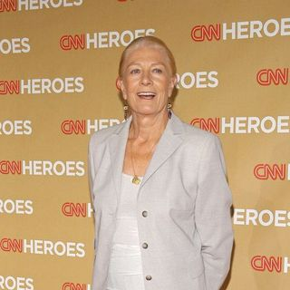 Vanessa Redgrave in CNN Heroes: An All-Star Tribute - Arrivals