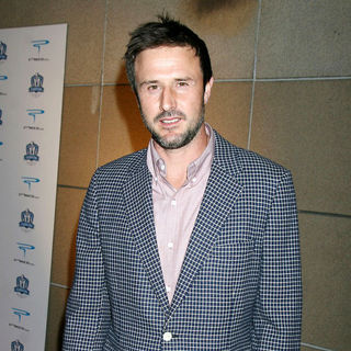 David Arquette - The 'Lights on Bowl' Benefit - Arrivals