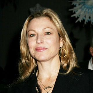 Tatum O'Neal in The Farm Sanctuary Winter Wonderland Benefit