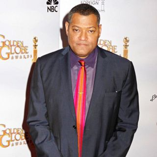 Laurence Fishburne in 66th Annual Golden Globe Awards - Press Room