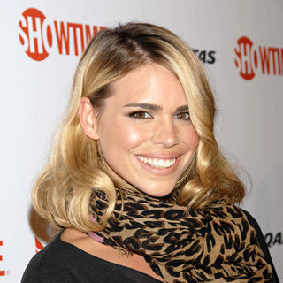Billie Piper in Showtime and Steven Spielberg present new series 'United States of Tara' - Arrivals - wenn2242578