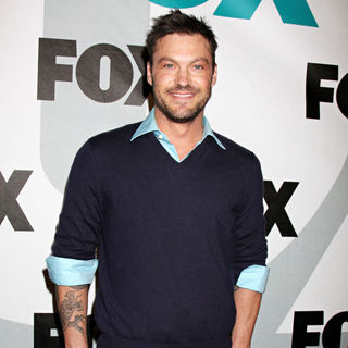 Brian Austin Green in Fox TV Winter All Star Party - Arrivals
