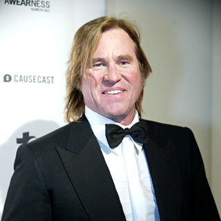 Val Kilmer in The Huffington Post First-Ever Interactive Pre-Inaugural Ball - Arrivals