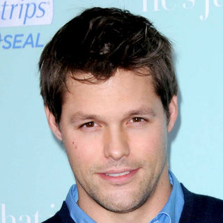 "Justin Bruening in The Los Angeles Premiere of ""He's Just Not That Into You"""