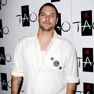 Kevin Federline in Kat Von D Celebrates The Launch of Her New Book 'High Voltage Tattoo'
