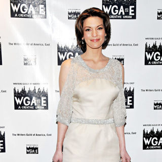 Alana De La Garza in New York Ceremony of The 61st Annual Writers Guild Awards - wenn2278717