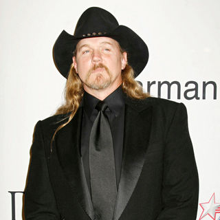 Trace Adkins in Clive Davis and The Recording Academy present the Annual Pre-Grammy Gala