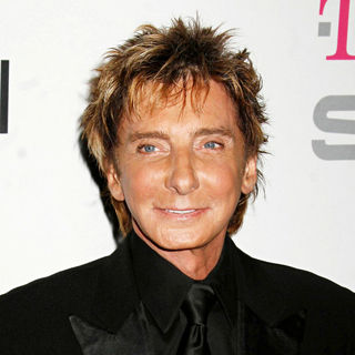 Barry Manilow in Clive Davis and The Recording Academy present the Annual Pre-Grammy Gala