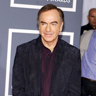 Neil Diamond in 51st Annual Grammy Awards - Red Carpet Arrivals