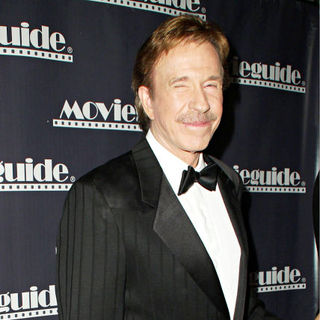 Chuck Norris in 17th Annual Movieguide Faith and Values Awards - Arrivals