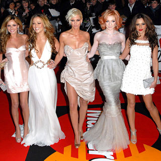 The Brit Awards 2009 - Arrivals