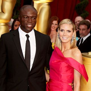 Seal, Heidi Klum in The 81st Annual Academy Awards (Oscars) - Arrivals