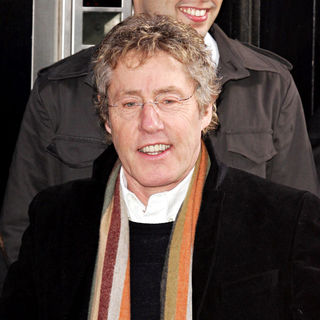 Roger Daltrey in Heritage Foundation unveil a blue plaque in memory of legendary drummer of The Who, Keith Moon